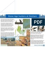 Area 4, Denham - poster