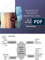 15.-Examen Fisico Pulmonar