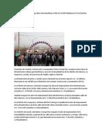 Ministro De Vivienda Entrega Obras Que Benefician A Más De 16 Mil Pobladores De Tres Distritos De Trujillo