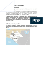 Analisis Del Sector Del Mercado