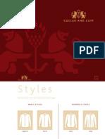 Shirt Style Choice Doc 2012