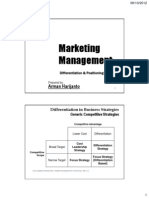 06 - Targeting, Differentiation & Positioning_2012_handout
