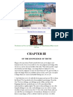 The Imitation of Christ_ First Book_ Chapter III