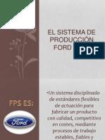 El Sistema de Producción Ford - FPS