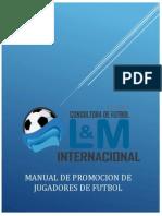 Manual de Promocion de Jugadores de Futbol