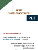 Series Complementarias