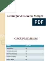 Reverse Merger Pptx