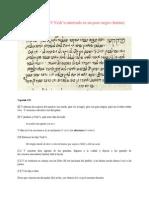Yeshu Enterrado en Un Pozo Negro (Letrina)