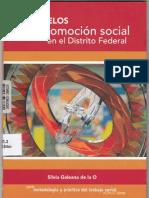 Metodos de promoción social.