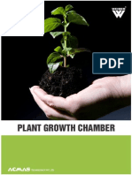 Plant Growth Chambers Category