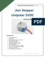 Motor Stepper Unipolar 5 V