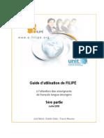 Guide FILIPE Juil08 Partie1