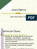 úlcera péptica - Jean Carlo Páucar Caro