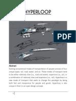 Hyperloop Abstract