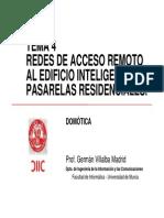 Tema 4 Redes de Acceso Remoto Pasarelas Residenciales Vocw