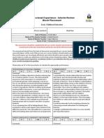 interim report final