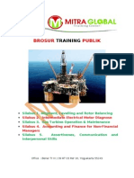 brosur training publik weebly