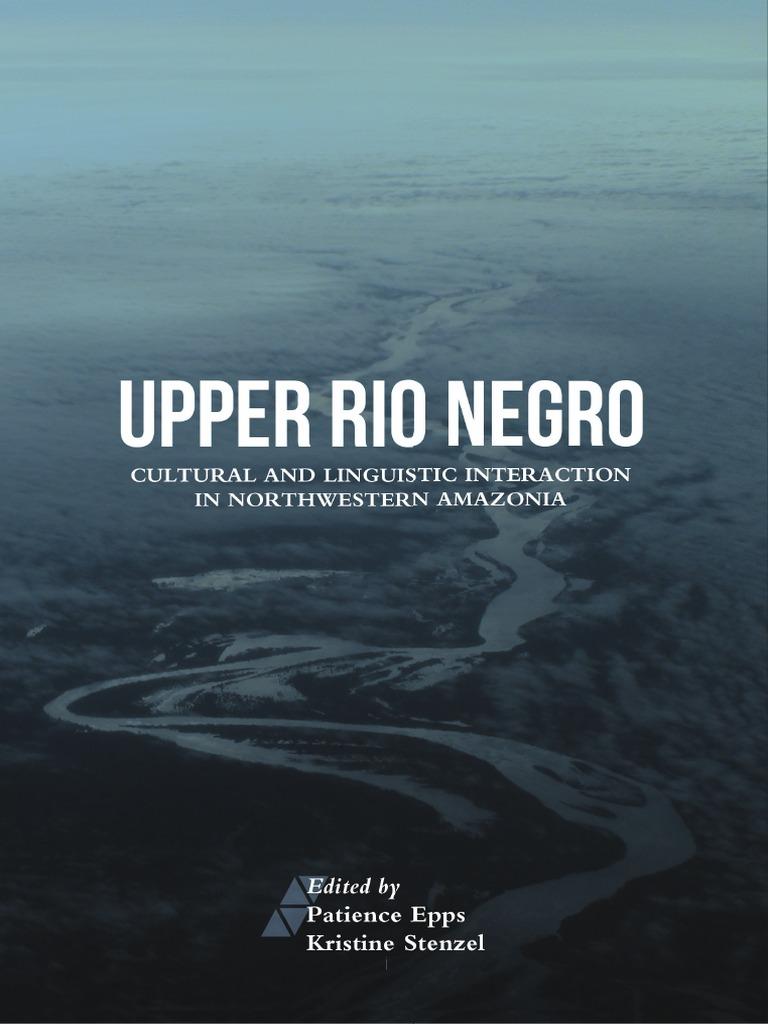 upper rio negro multilingualism ethnic groups