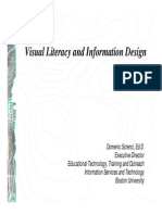 Teaching Talk Visual Literacy