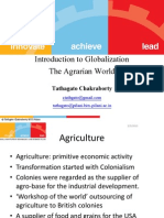 Introduction to Globalization_The Agrarian World