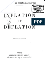 Yves Guyot - Inflation et déflation