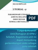 Presentations 17