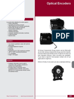 Optical Encoder s