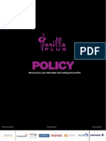 Policy VanillaPlus Magazine June July 2013