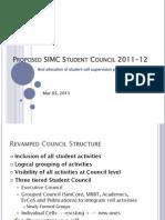 council Structure