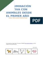Discriminacion Auditiva Animales Desde Primer Anyo