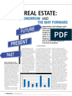 Indian Real Estate- Today, Tomorrow and the Way Forward (1)