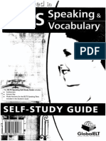 IELTS Speaking and Vocabulary KEYS