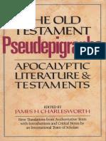 Charlesworth, JH (Ed) - Old Testament Pseudepigrapha, Vol. 1, Apocalyptic Literature & Testaments (Doubleday, 1983)