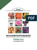 Bio Garten Vers And