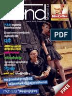 Trend Myanmar October 2013