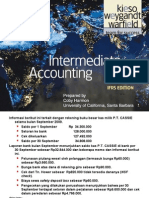 Soal Akuntansi Keuangan Menengah