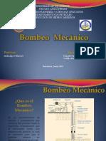 Diapositivas de Bombeo Mecanico