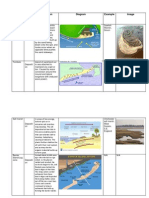 Coastal Deposition Landform Grid