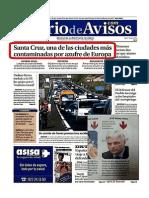 [REPORTAJE COMPLETO] Santa Cruz, en el mapa europeo de las más contaminadas por azufre