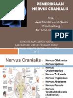 Pemeriksaan.n. Cranialis
