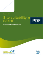 Site Suitability Report - S87HF (Carnwath Road Riverside)d Riverside)