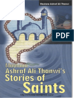Maulana Ashraf Ali Than w is Stories of Saints