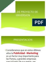 Perfil de Proyecto de Iinversion