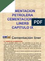 Capitulo 9 Cementacion Liner