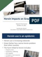 Heroin Trends