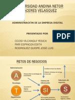 Universidad Andina Netor Caceres Velasquez