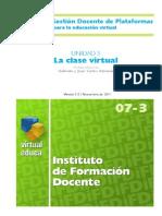 07 3 Plataformas Clase Virtual