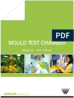 Mould Test Chamber