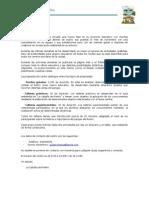Actividades Cabaña Retiro pdf