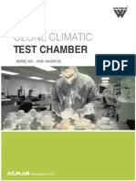 Ozone Climatic Test Chamber